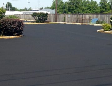 Parking Lot Paving Alpharetta GA